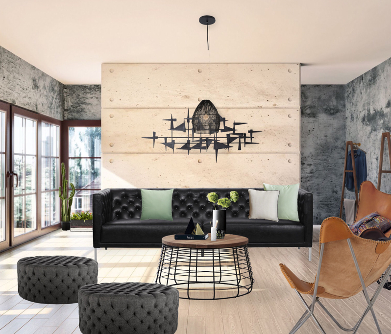 Chic Home Interior Design…
