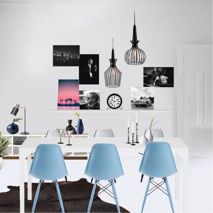 Ocean Modern Style Living Room Design
