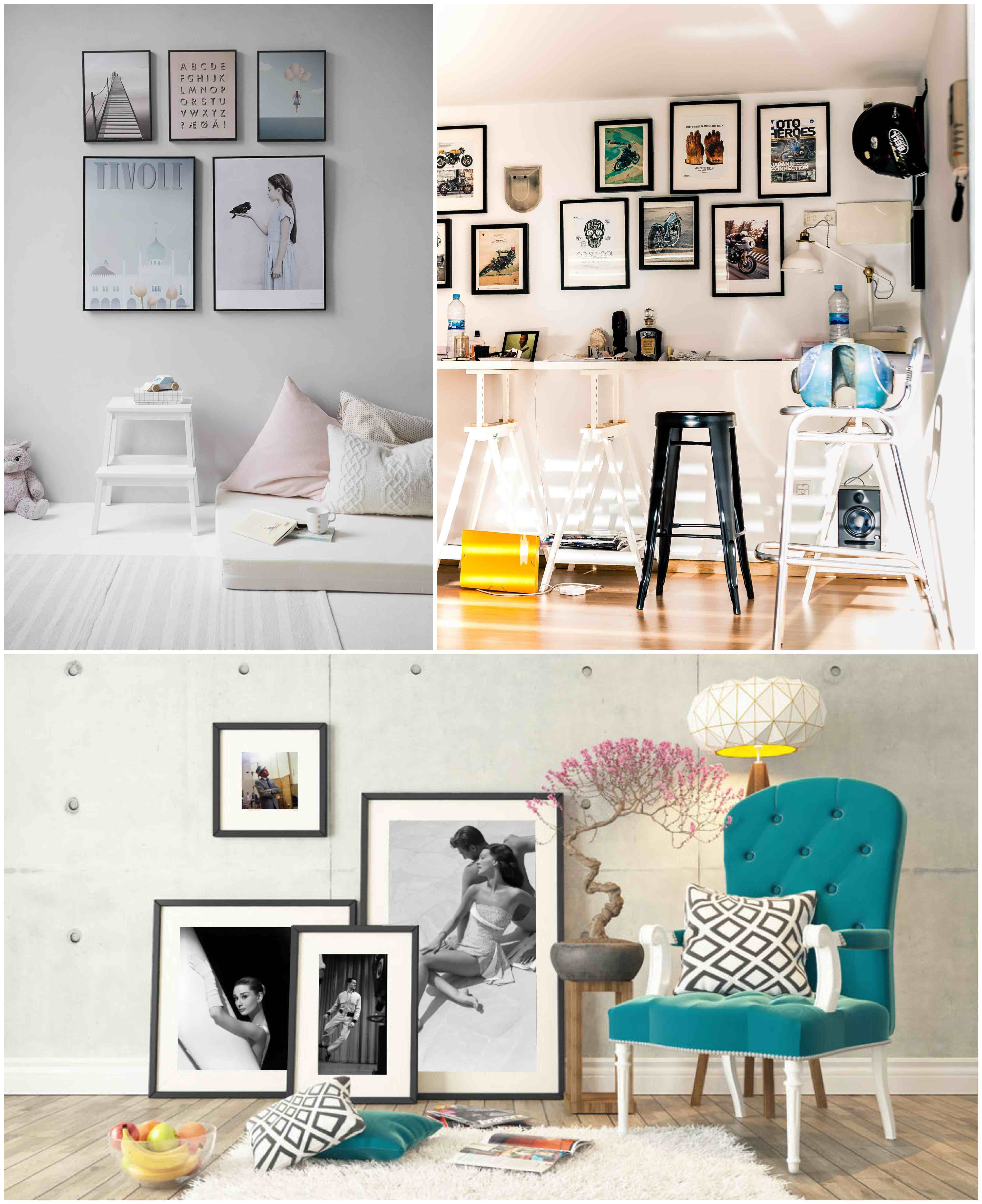 Interior Design Tip 1: Wall Arts for Home Decoration