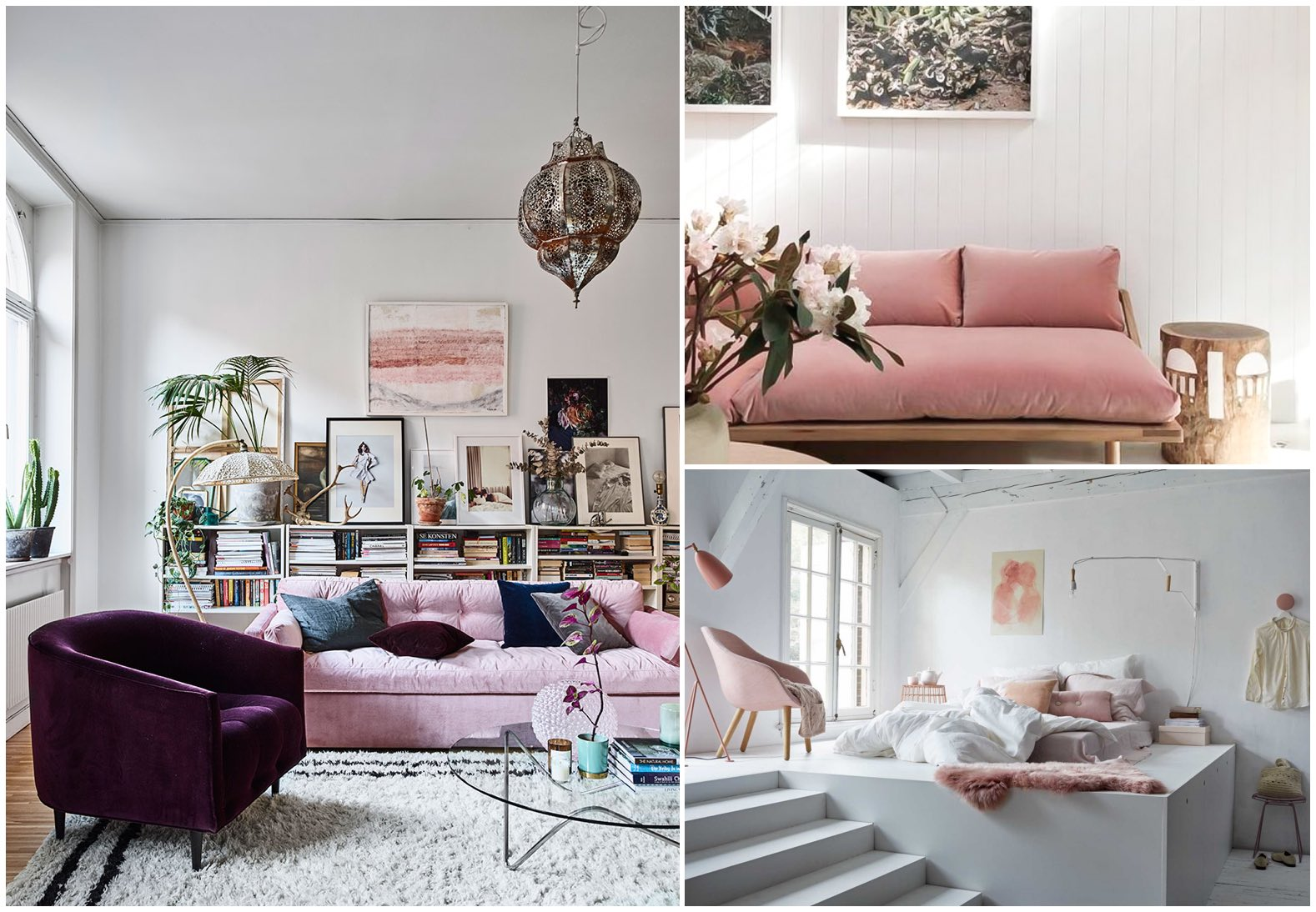 Velvet in interior design modern interior design with velvet furniture or home decorations