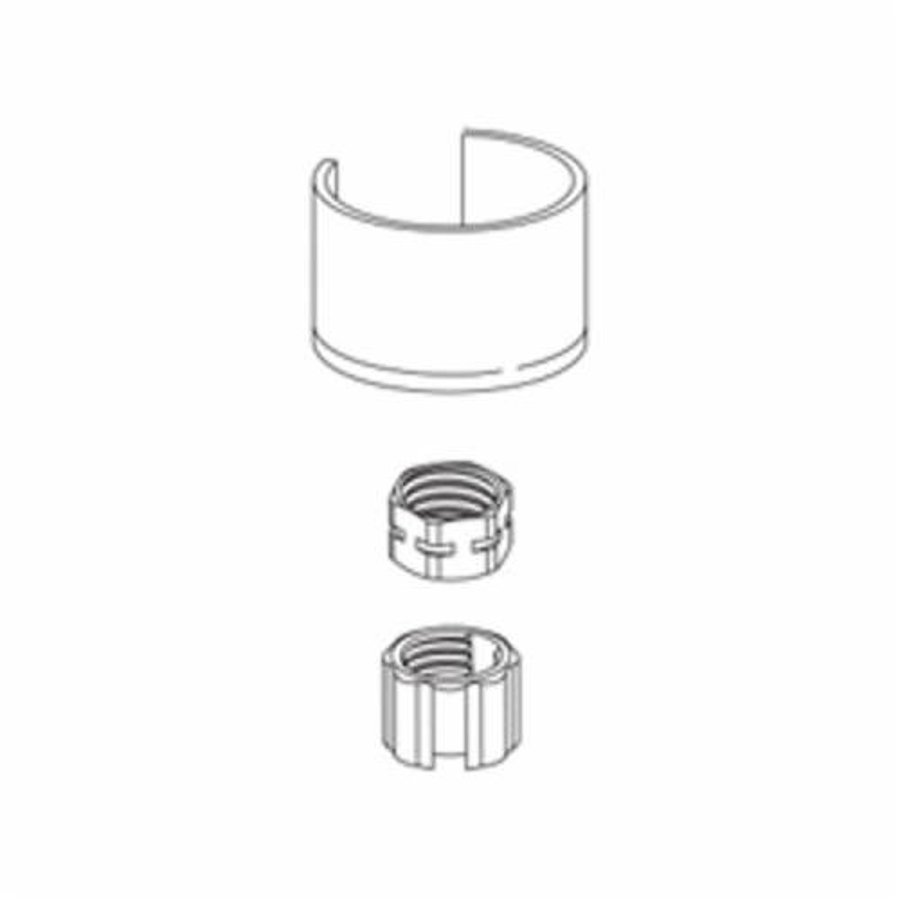 Pace Supply Mounting Kit For Use With Banbury 87017 Kitchen Pullout Faucet
