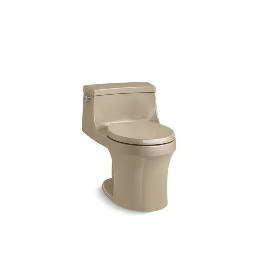 Miraculous Pace Supply Kohler San Souci 1 Piece Toilet Round Front Caraccident5 Cool Chair Designs And Ideas Caraccident5Info