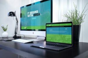 DesignerKen Graphics - Web Development - It Begins with BREA