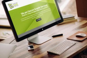 DesignerKen Graphics - Web Development - Gascon Graphics