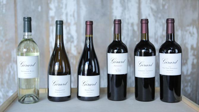 Girard Wines