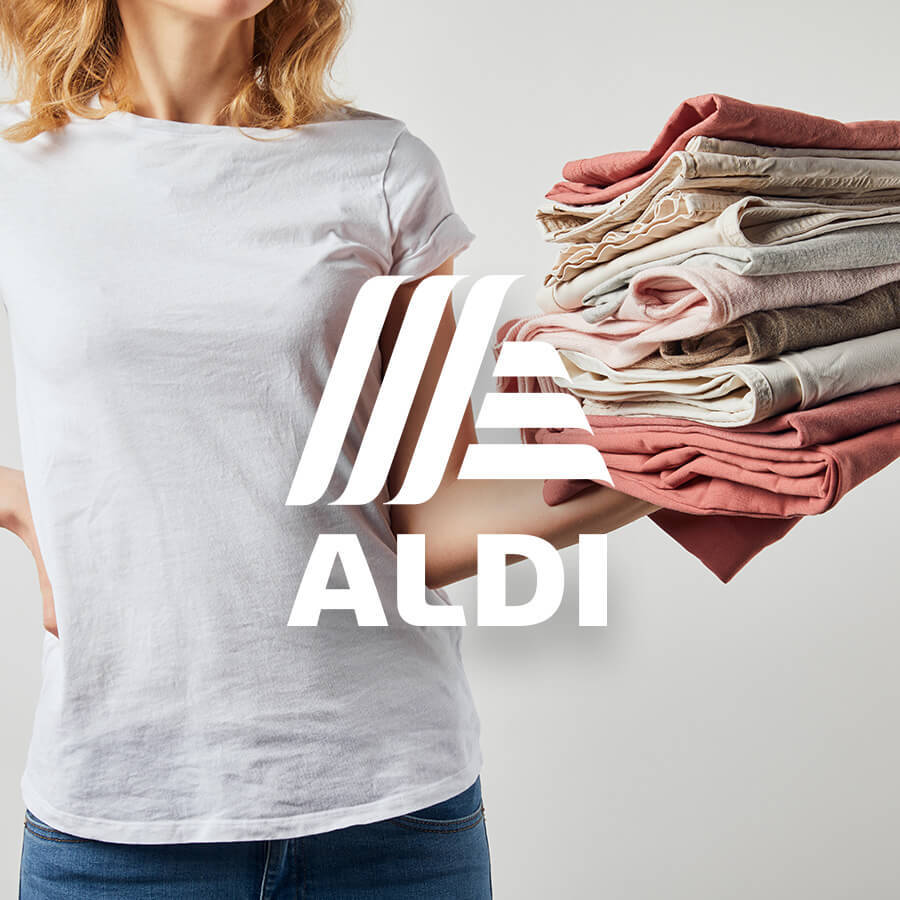 Aldi Brand Badge