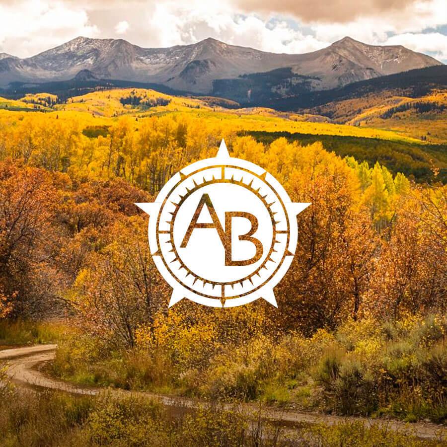 American Backcountry Badge