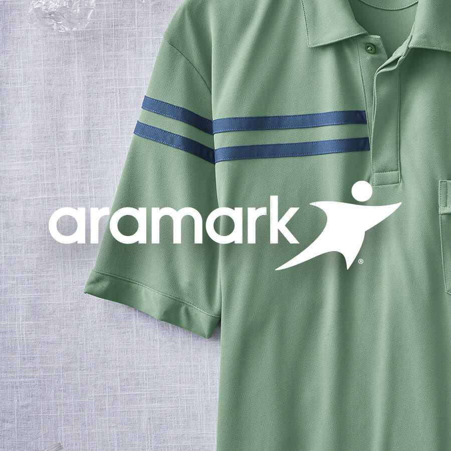 Aramark Badge