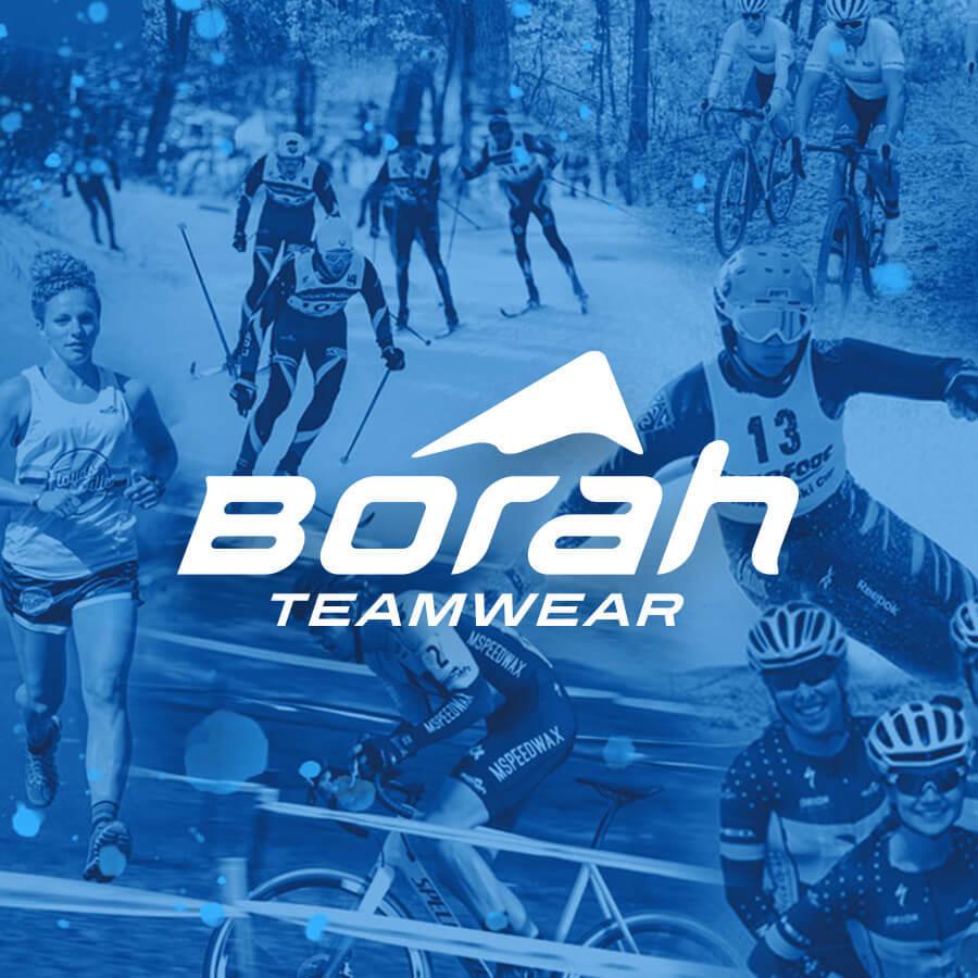 Borah Brand Badge