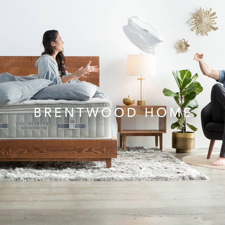 Brentwood Home Brand Badge