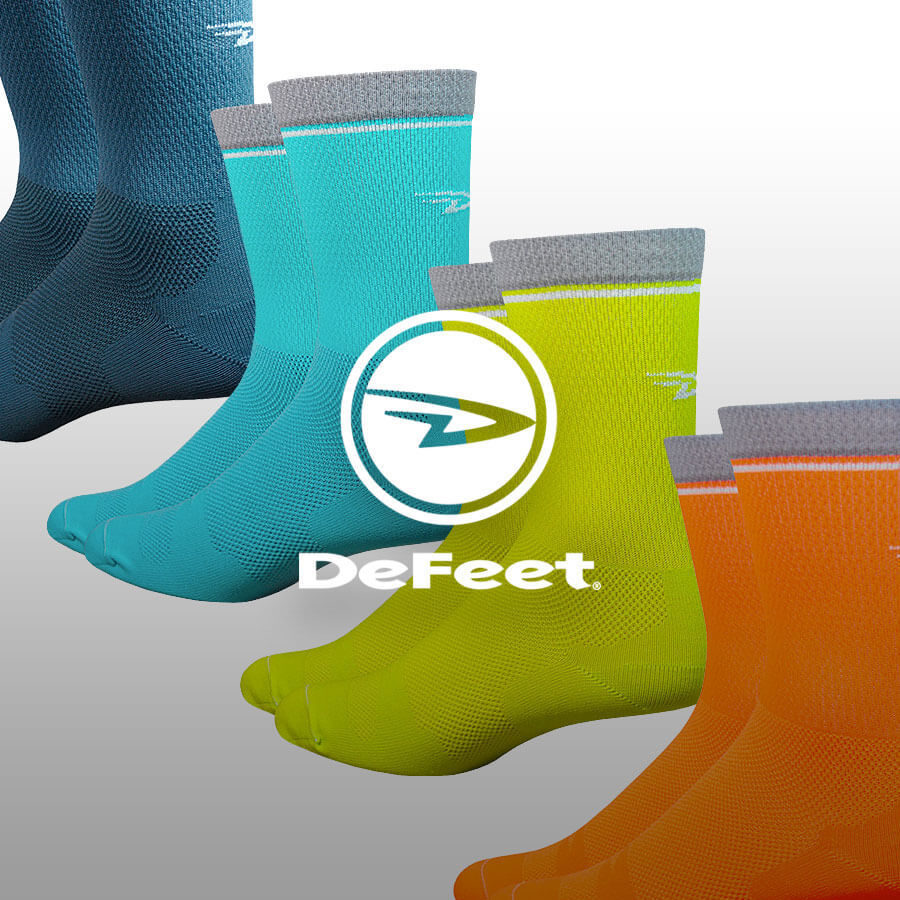 Defeet Badge