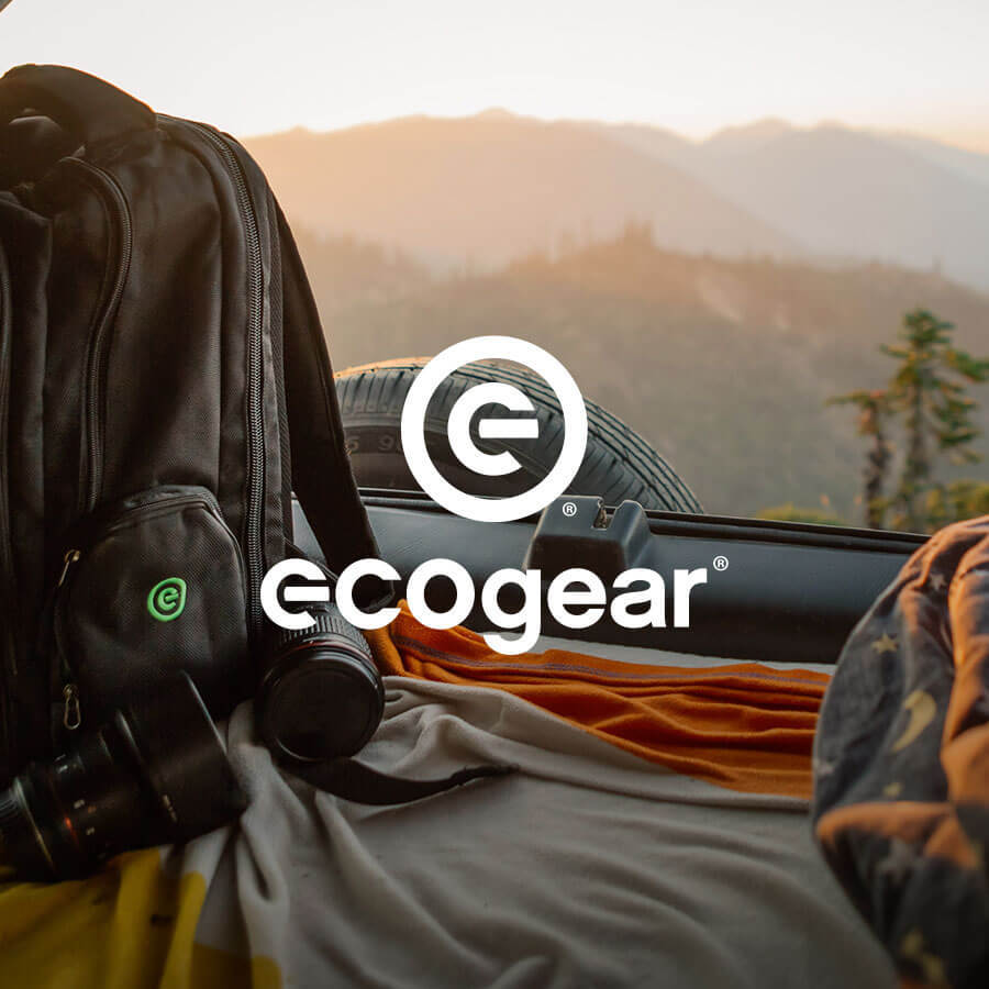 Ecogear Badge
