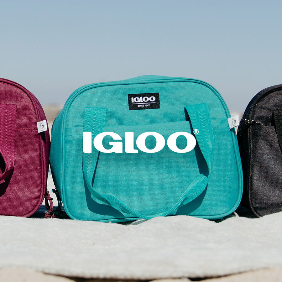 Igloo Brand Badge