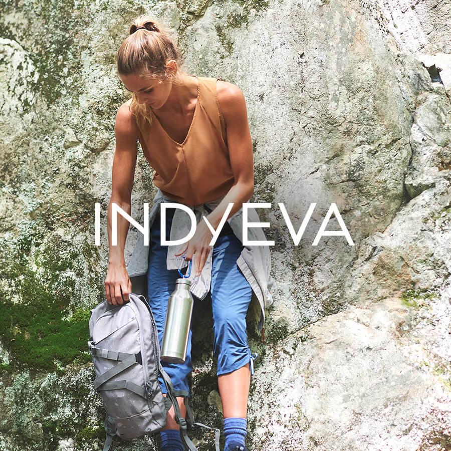 Indyeva Brand Badge