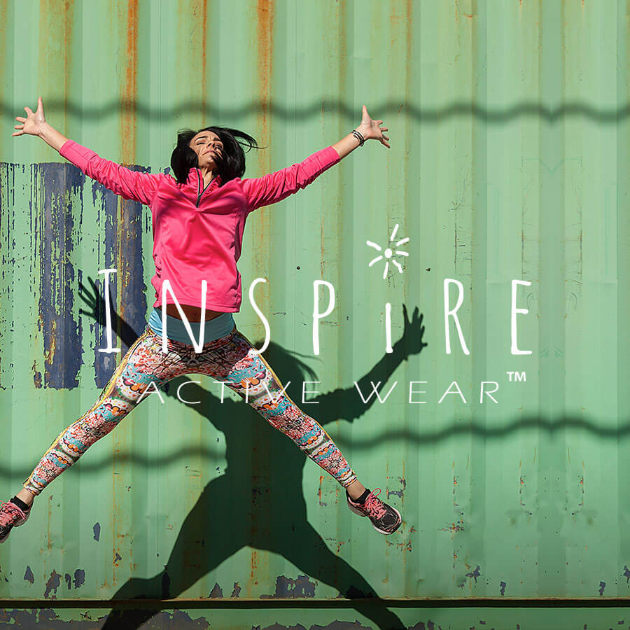 Inspire Active Wear Badge