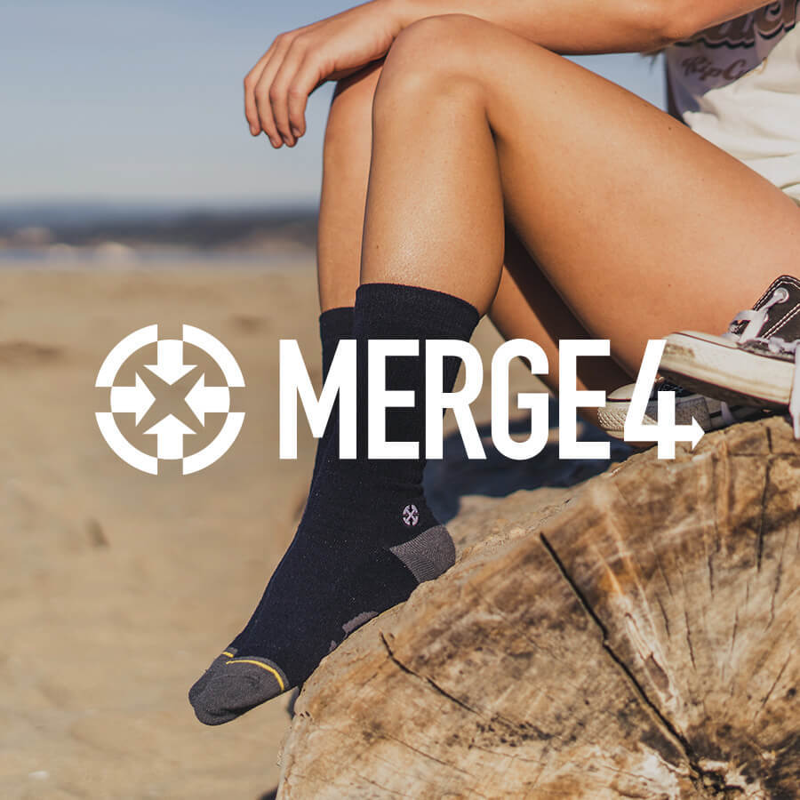 Merge4 Brand Badge