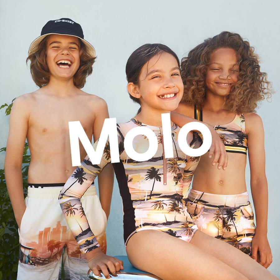 Molo Brand Badge
