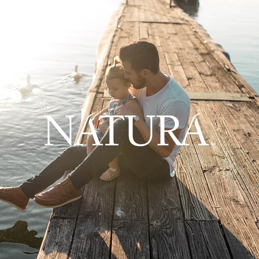 Natura Brand Badge