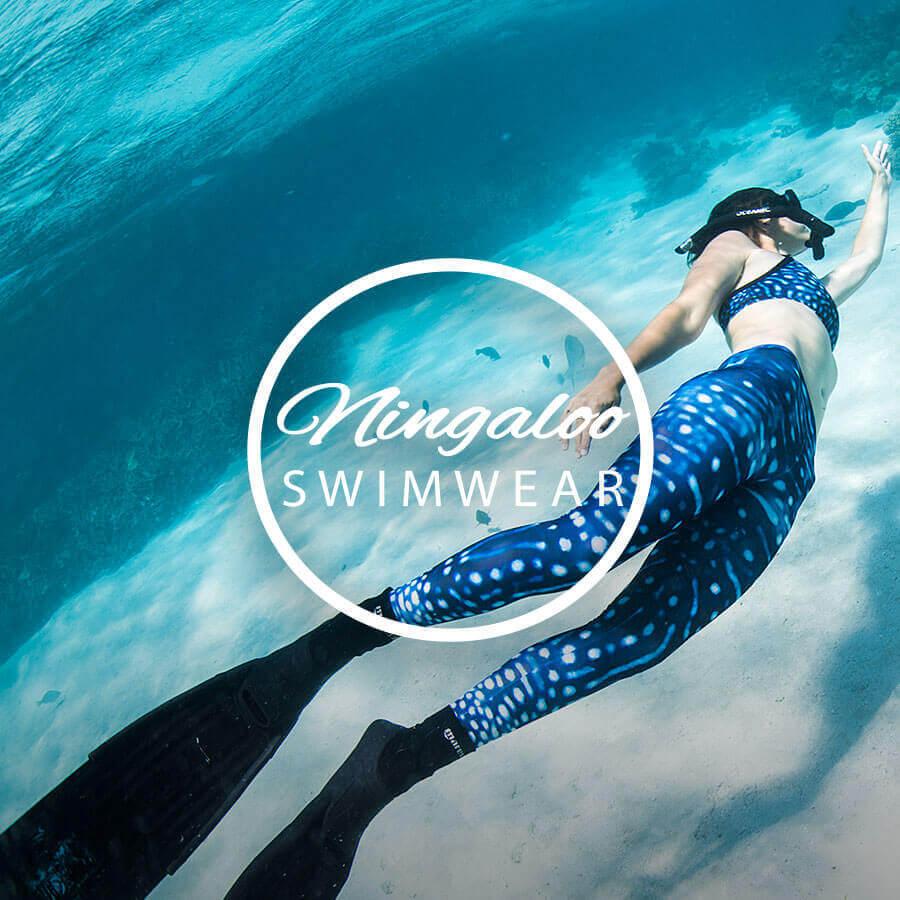 Ningaloo Swimwear Badge