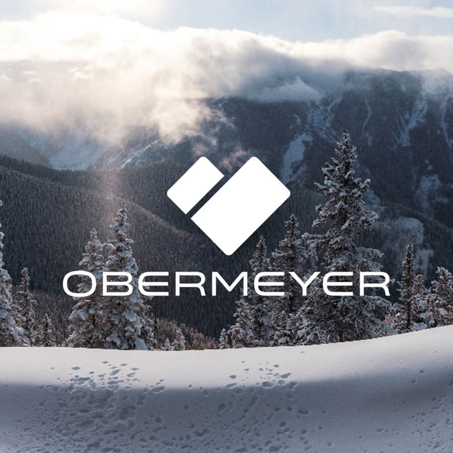 Obermeyer Brand Badge
