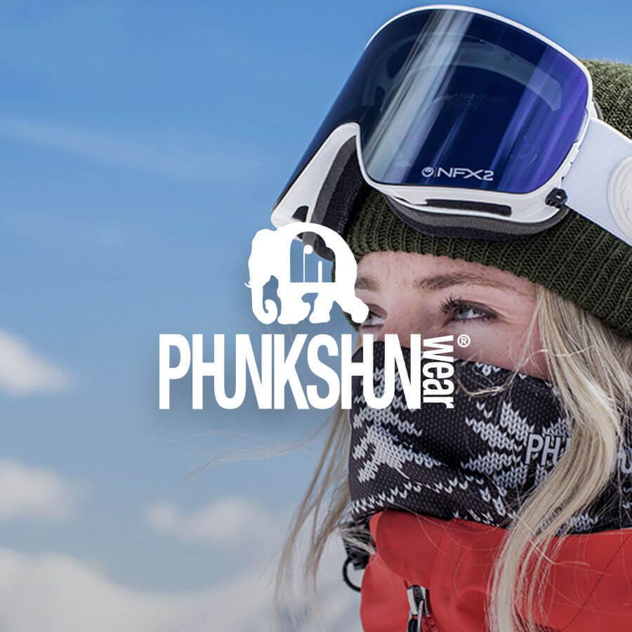 Phunkshun Wear Badge