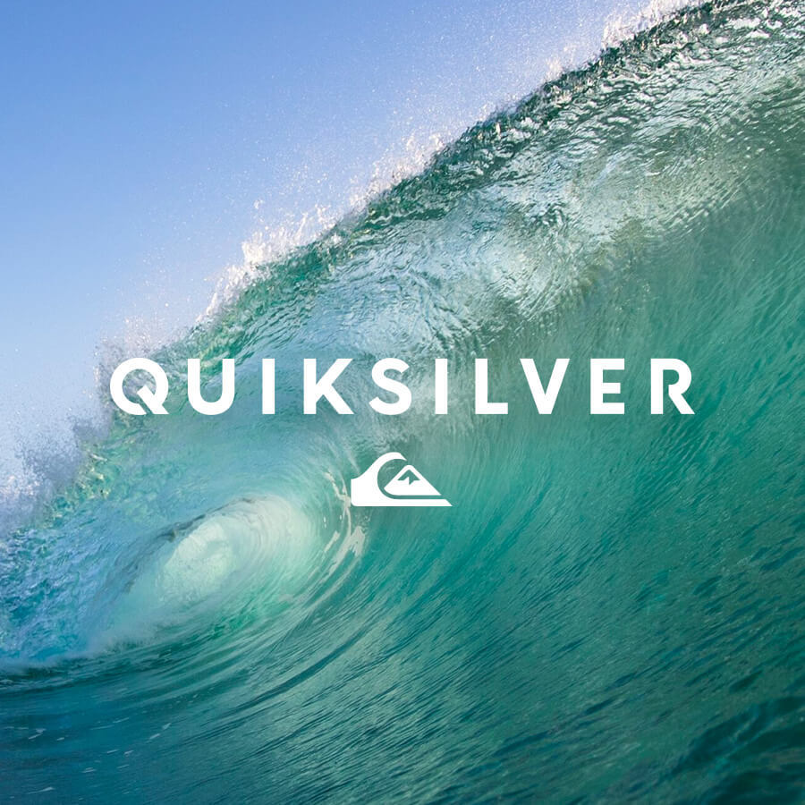 Quiksilver Badge