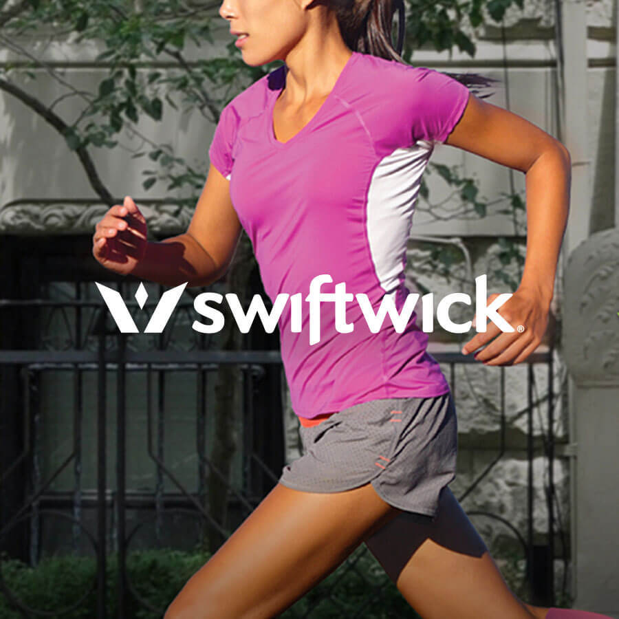Swiftwick Badge
