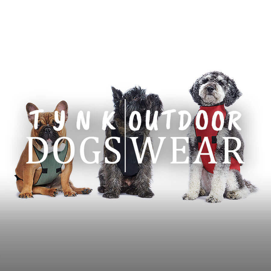 Tynk Outdoor Dogswear Badge