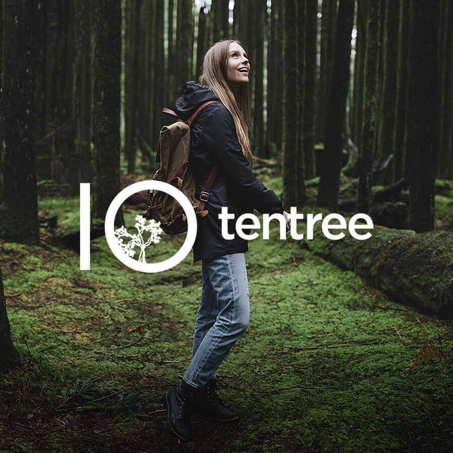 Tentree Badge