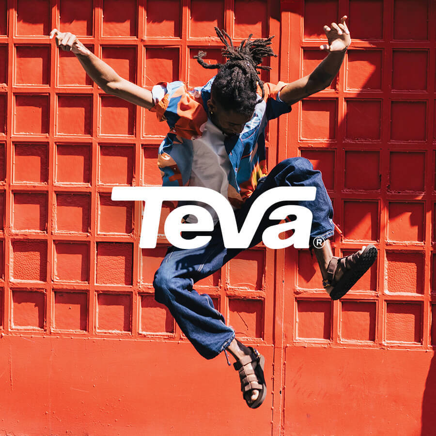 Teva Brand Badge