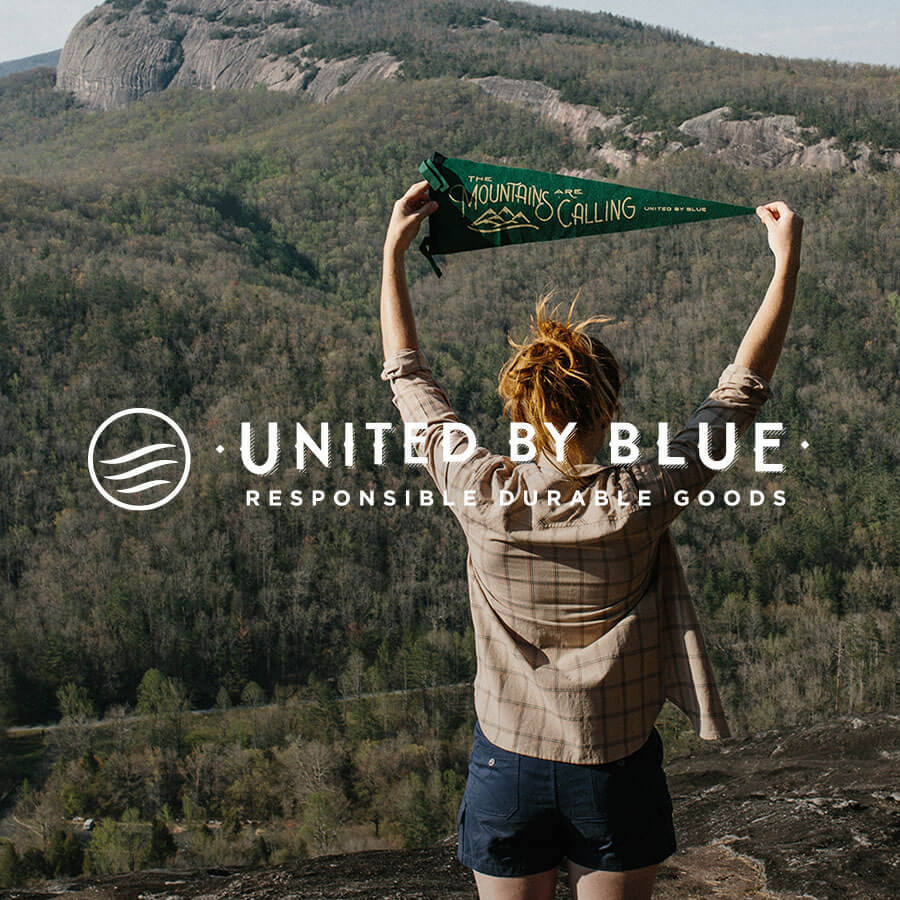 United By Blue - Products Made With REPREVE® | Unifi