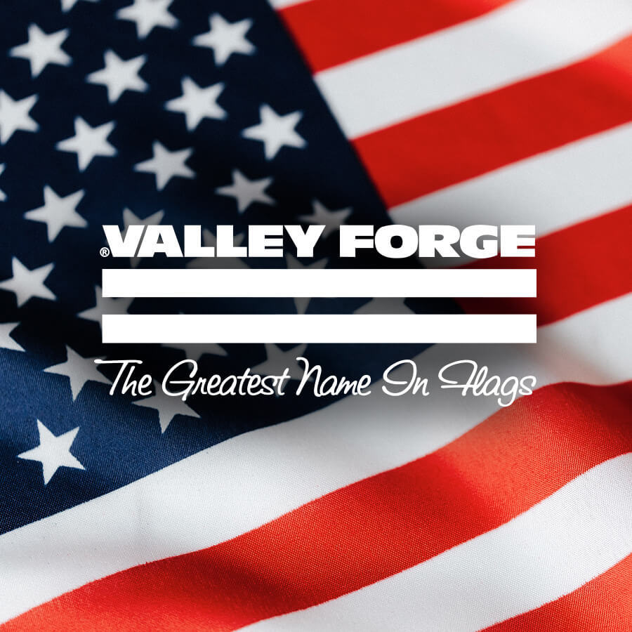 Valley Forge Brand Badge