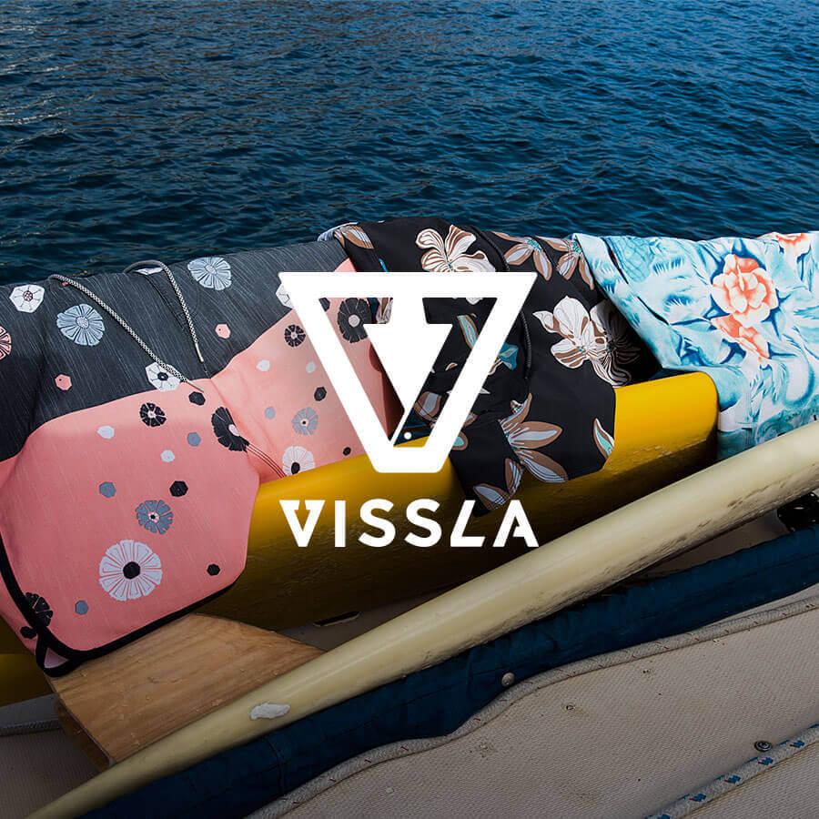 Vissla Badge