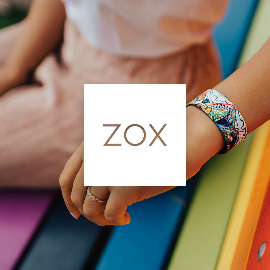 Zox Brand Badge