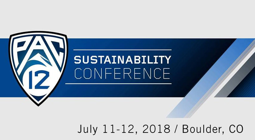 Pac 12 Sustainability Conference Article Image
