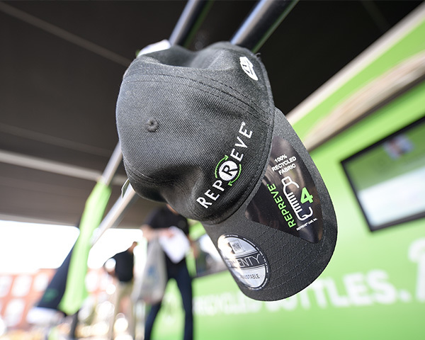 Repreve Mobile Tour Hat