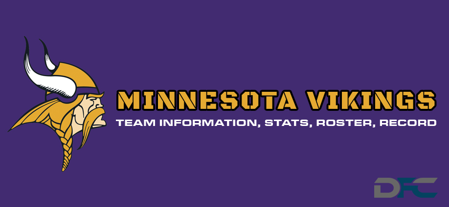 Minnesota Vikings Team Stats Roster Record Schedule 2015 2016