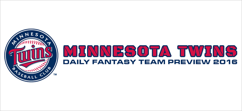 Minnesota Twins - Daily Fantasy Team Preview 2016