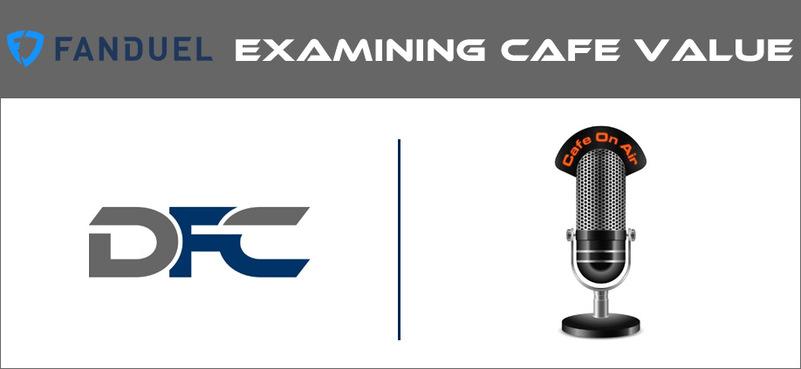 Examining NFL FanDuel Cafe Value: Week 9