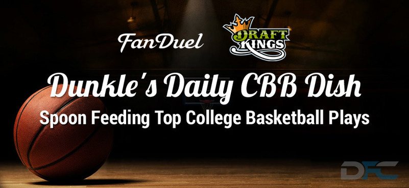 Dunkle's Daily CBB Dish 2-27-16
