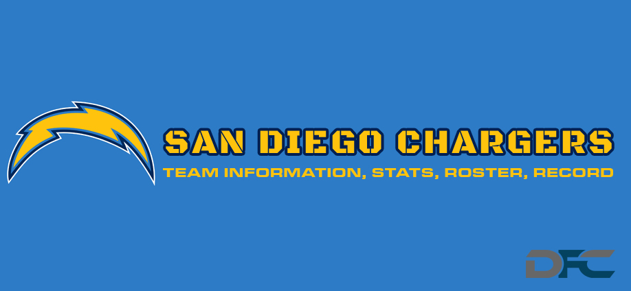 san diego chargers team stats roster record schedule 2015 2016