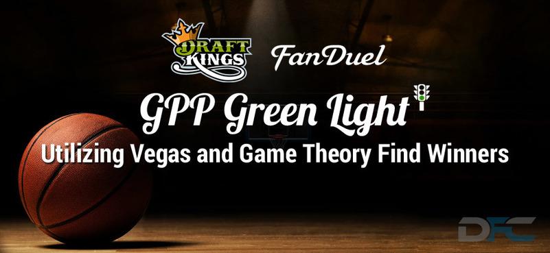 NBA GPP Green Light 4-13-16