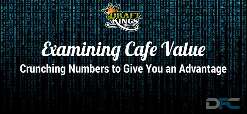Examining DraftKings Cafe Value: 6-13-16