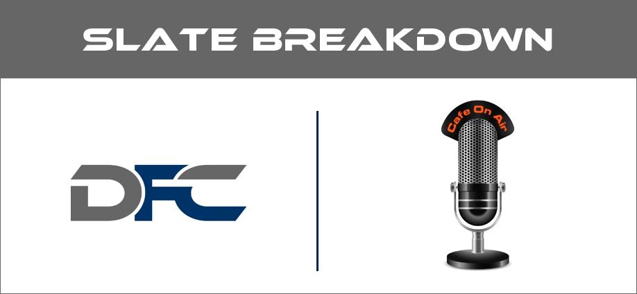 NFL Week 3: Slate Breakdown