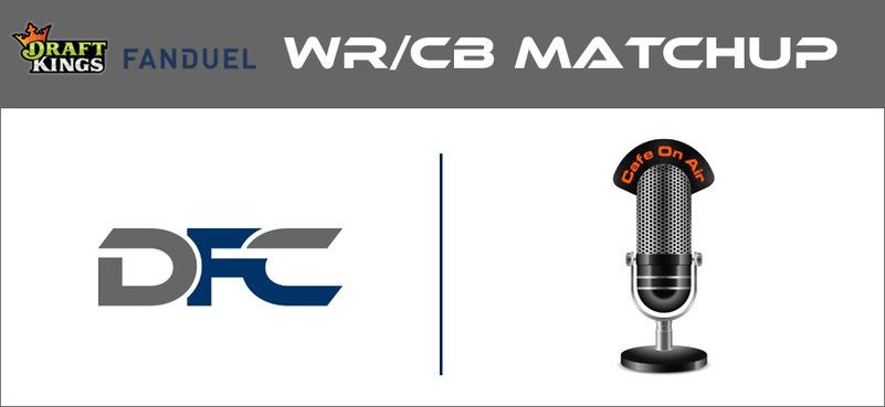 NFL Week 7: WR/CB Matchup Grades