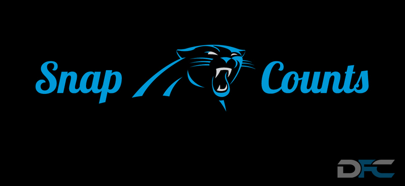 Carolina Panthers Snap Counts