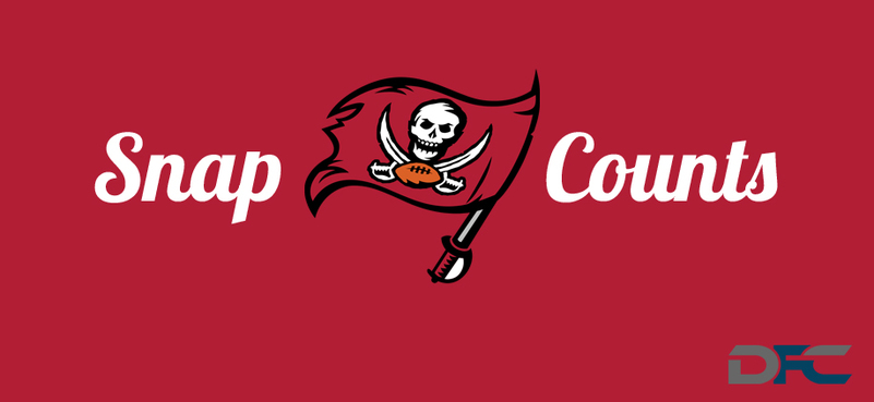 Tampa Bay Buccaneers Snap Counts