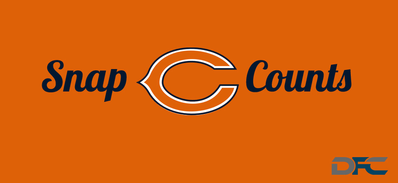 Chicago Bears Snap Counts