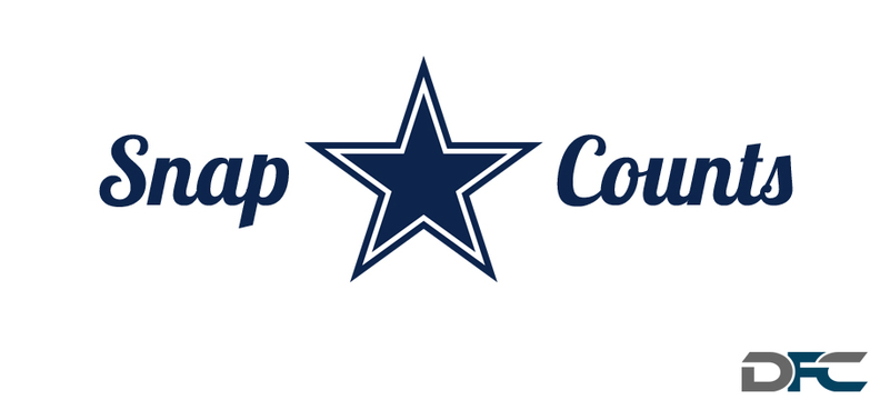 Dallas Cowboys Snap Counts