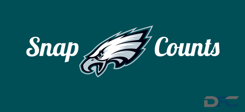 Philadelphia Eagles Snap Counts